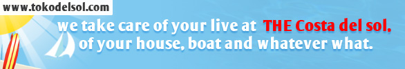 we take care of your live at the costa del sol, of your house, boat and whatever what